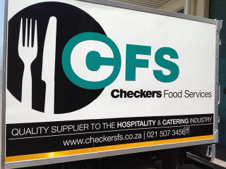 Picture Checkers Food Service